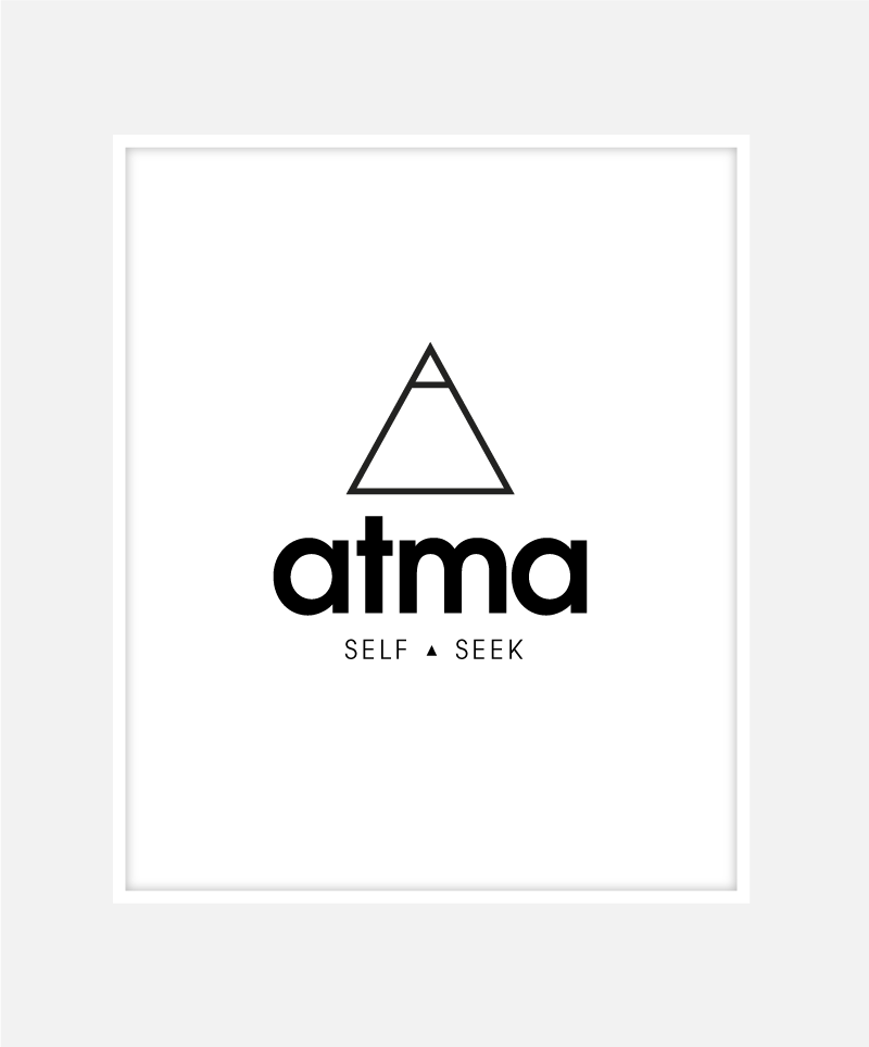 ATMA Logo Identity Design | John Shannon | Graphic Designer | Brighton