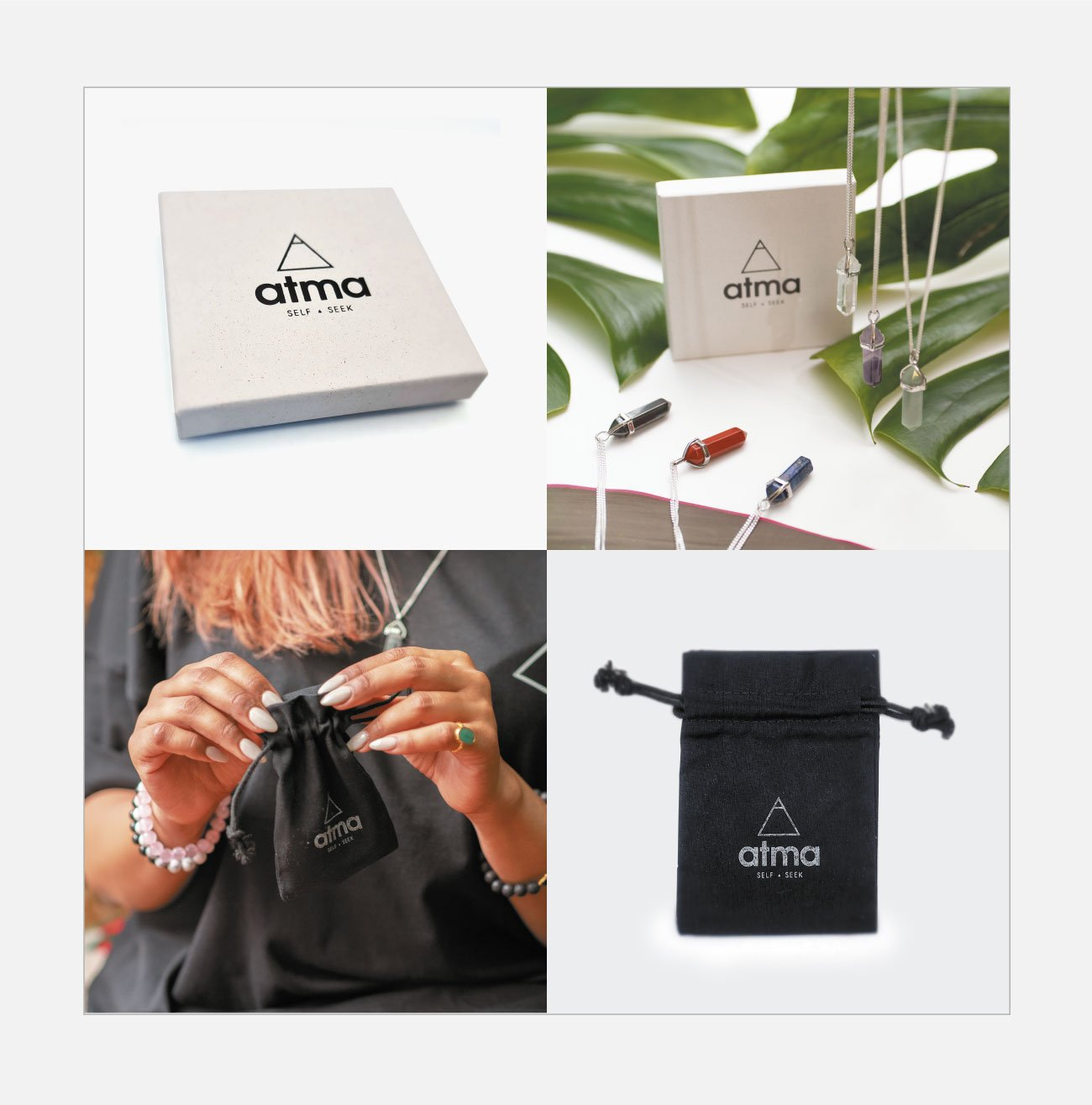 ATMA Branding | John Shannon | Graphic Designer | Brighton