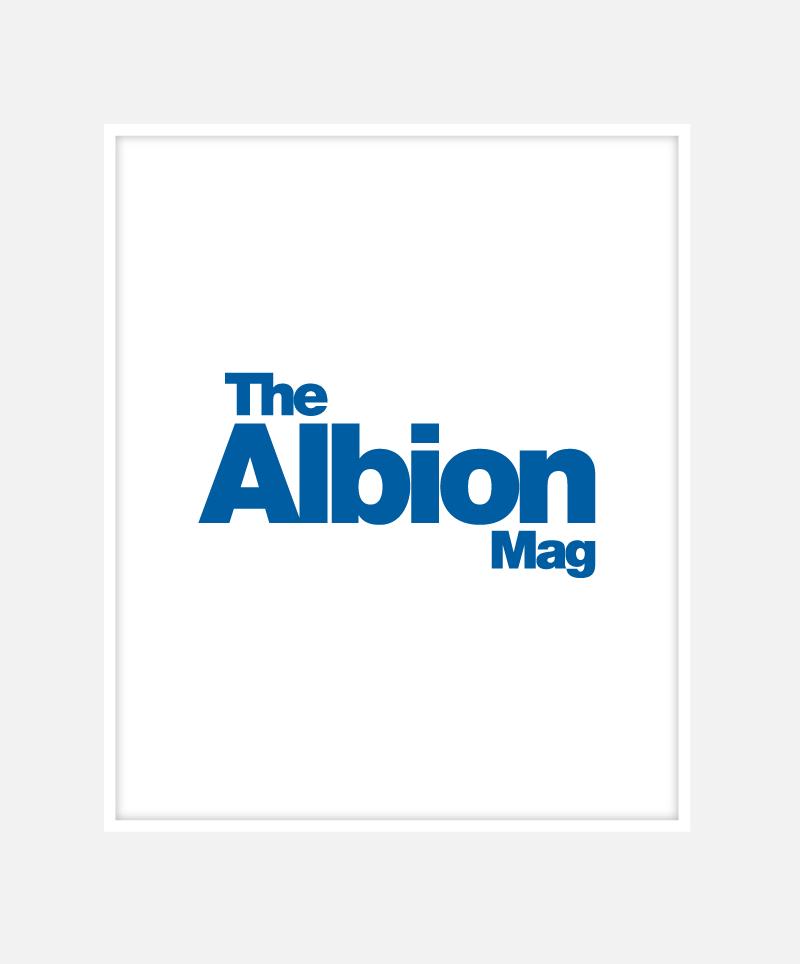 The Albion Mag Magazine Design | John Shannon | Graphic Designer | Brighton