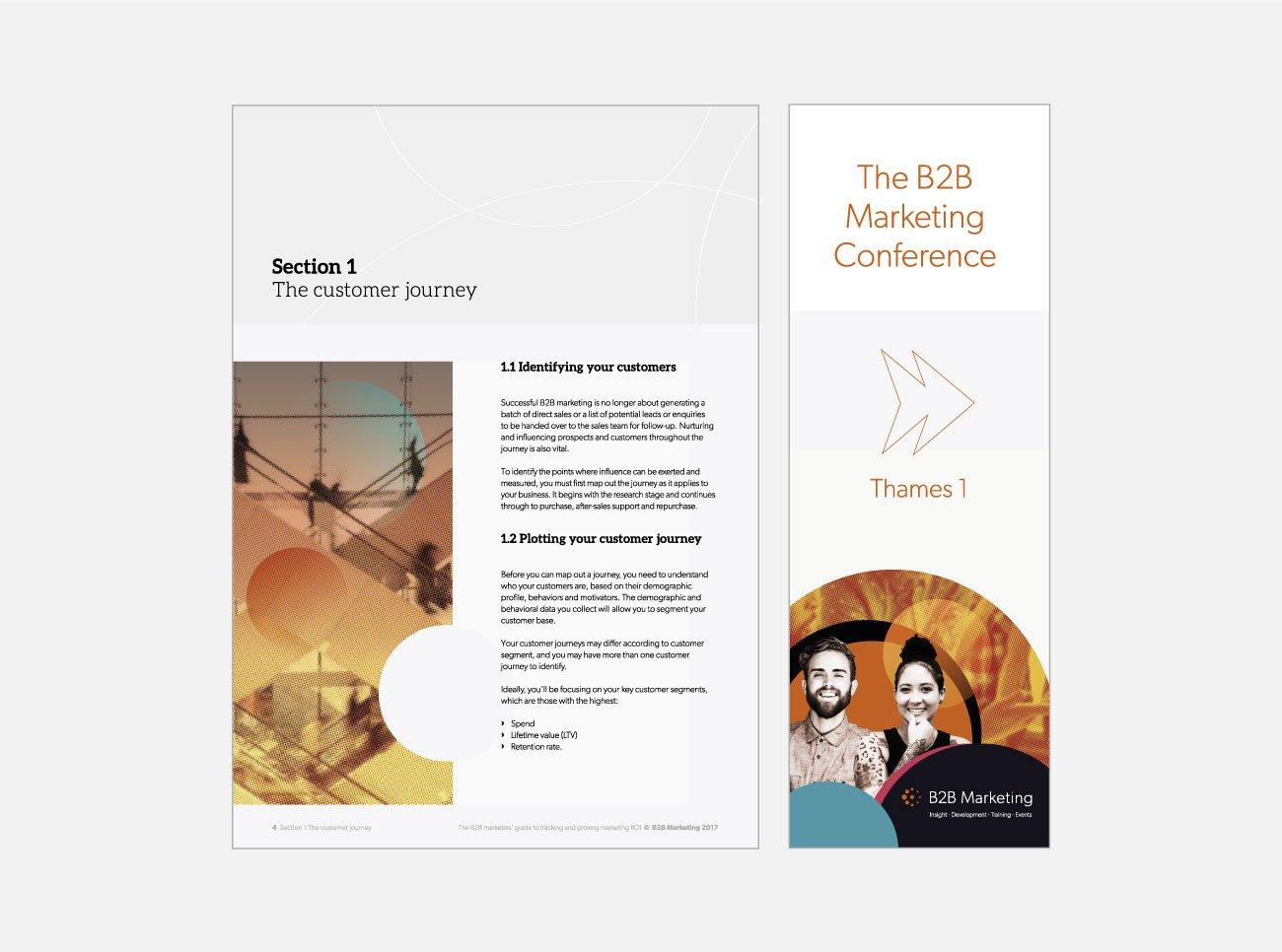 B2B Marketing Branding | John Shannon | Graphic Designer | Brighton