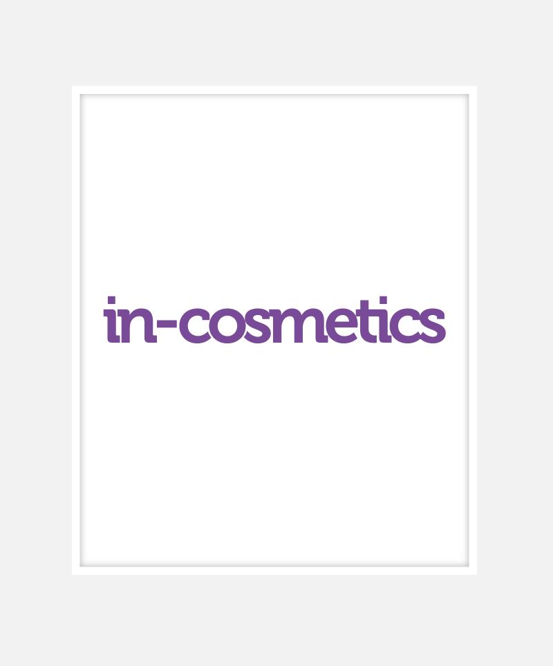 in-cosmetics Branding | John Shannon | Graphic Designer | Brighton