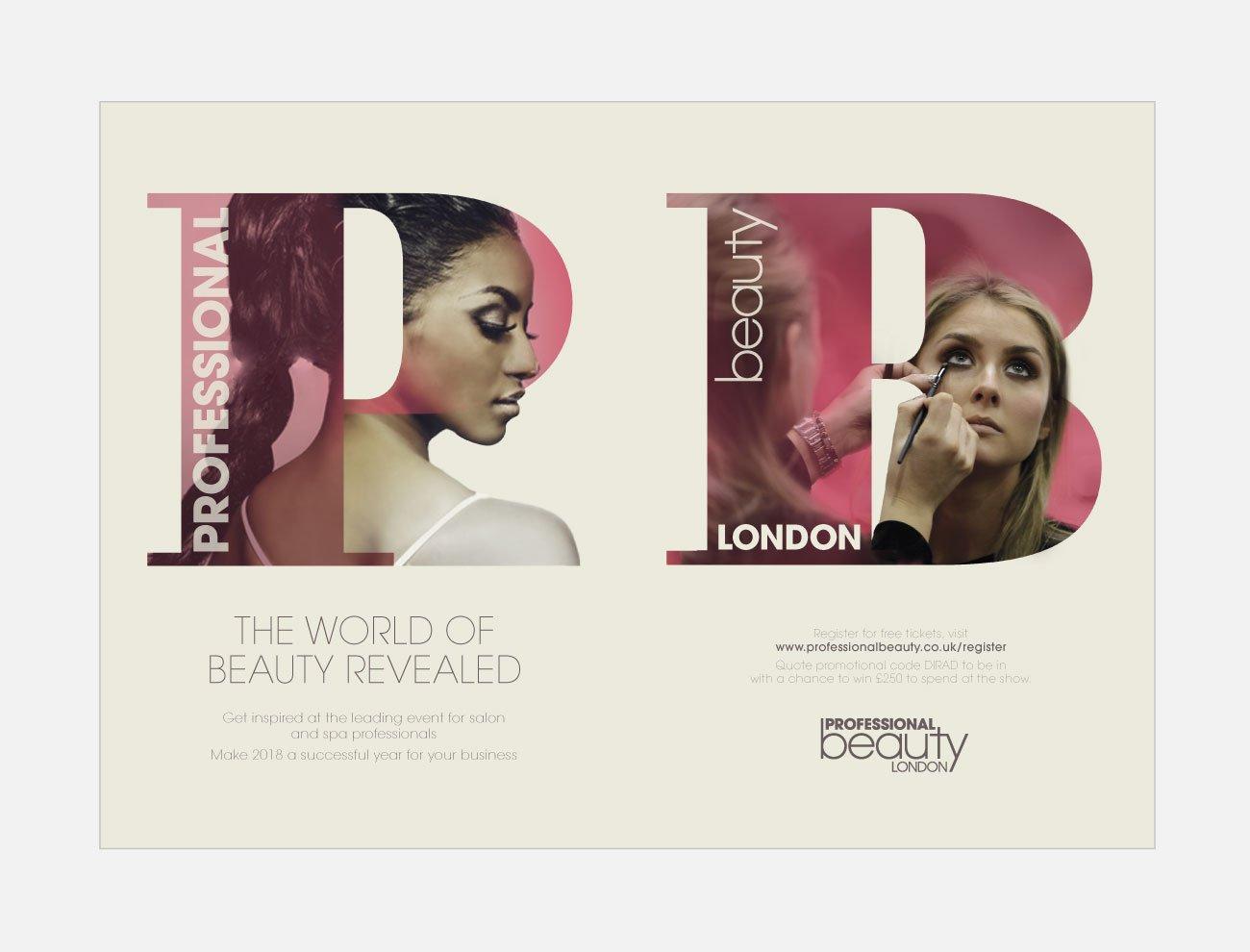 Professional Beauty Branding   John Shannon   Graphic Designer   Brighton