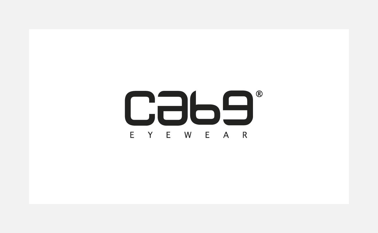 Logo Design Cab9-Eyewear   John Shannon   Graphic Designer   Brighton