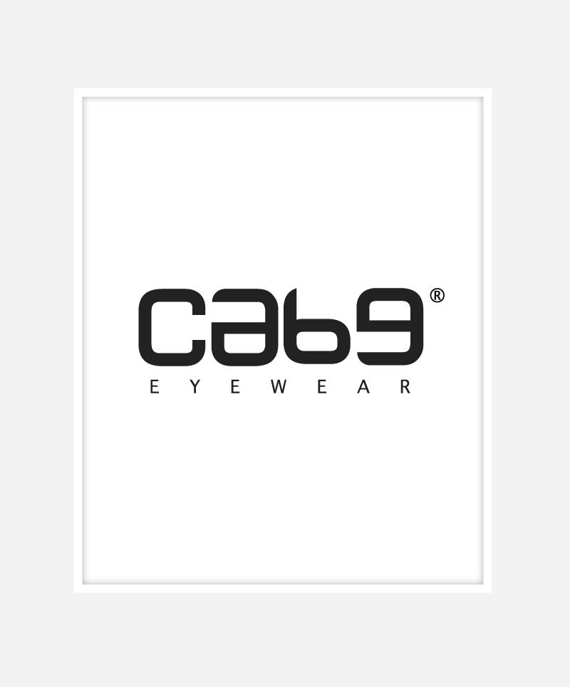 Cab9 Eyewear Graphic Design | John Shannon | Graphic Designer | Brighton