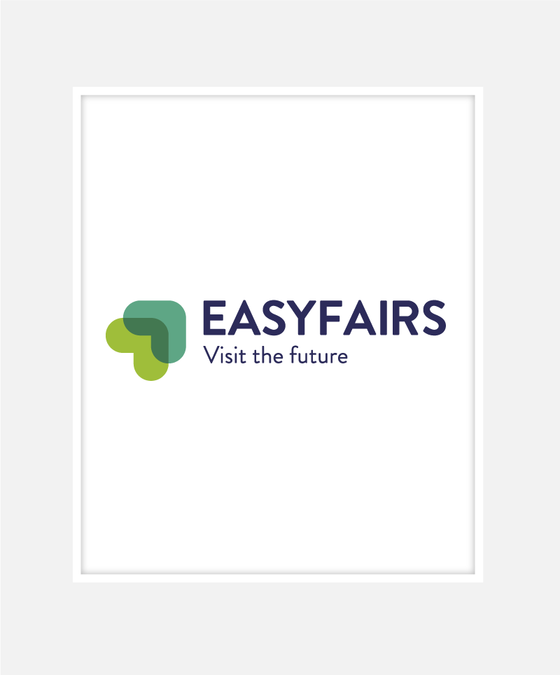 Easyfairs Branding | John Shannon | Graphic Designer | Brighton